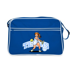 Tennis, Hit'm hard Bags & Backpacks - Retro-tas