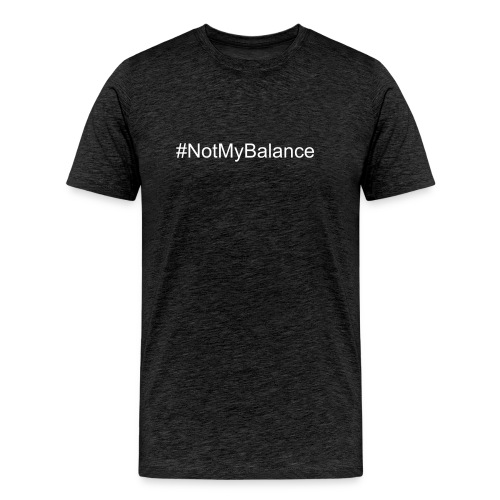Solidarity for forced Git Gud patch  - Men's Premium T-Shirt