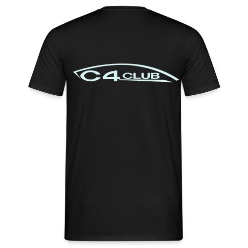 T-shirt Club - Maglietta da uomo