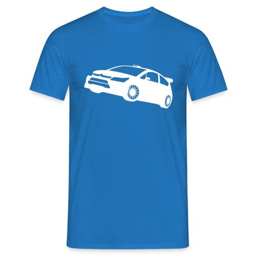 WRC + Logo C4Club - Maglietta da uomo