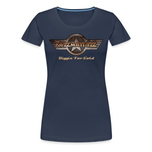 Lady T Shirt - Frauen Premium T-Shirt