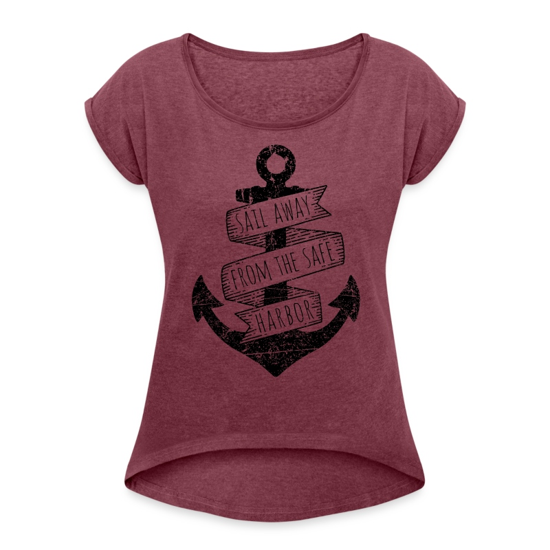 sail away anker 1c t shirt spreadshirt. Black Bedroom Furniture Sets. Home Design Ideas