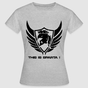 Tee shirt femme This is sparta ! - T-shirt Femme