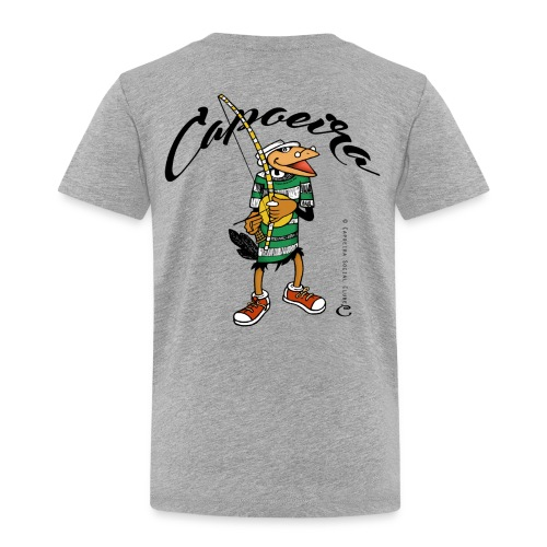 Tocador de Berimbau - Kids' Premium T-Shirt