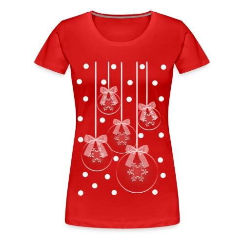 Joulun Helyt - Naisten premium t-paita