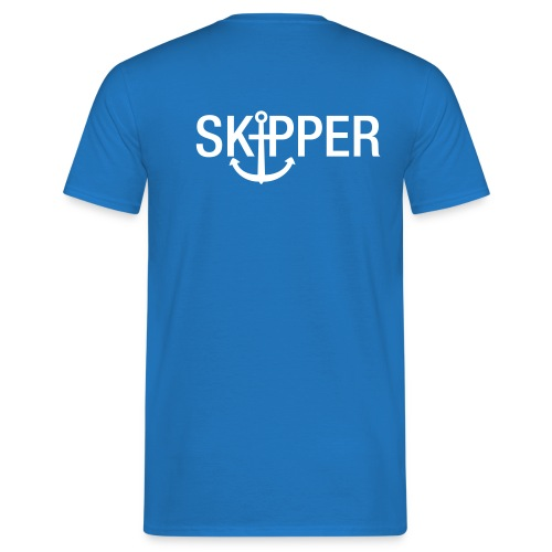 Skipper blanc H LMV TM - T-shirt Homme