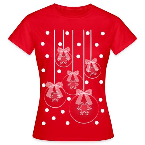 Joulun helyt - Naisten t-paita