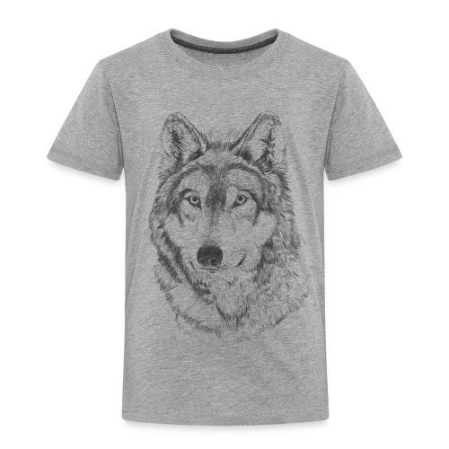 Wolf T-shirt - Kids' Premium T-Shirt