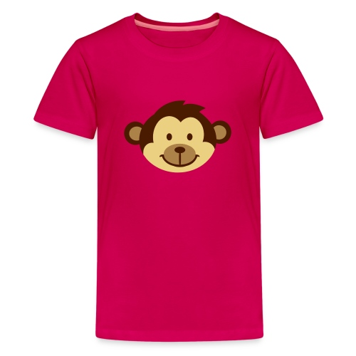 Bear Cub T-shirt - Teenage Premium T-Shirt