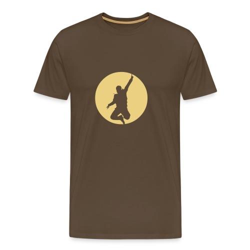 Abbahbug Front - Man T-Shirt - Männer Premium T-Shirt