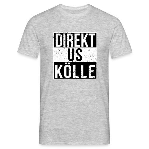 Direkt us Kölle - Männer - Männer T-Shirt