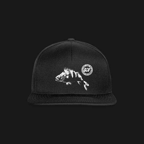 PunksNotDeadCap - Snapback Cap