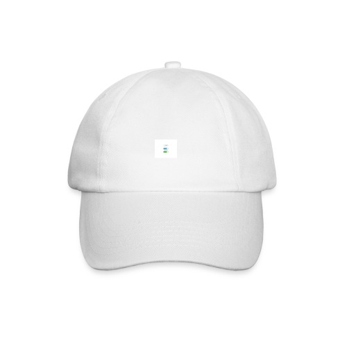 Baseball Cap : white/white - Baseball Cap