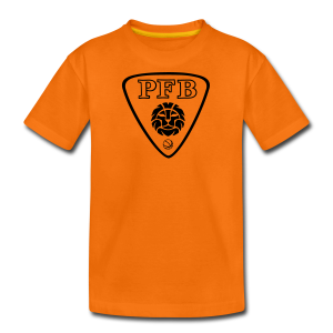 Tee-shirt Premium  ADOS - ORANGE - PFB - T-shirt Premium Ado
