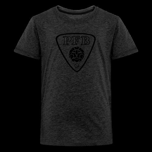 Tee-shirt Premium  ADOS - ORANGE - PFB - T-shirt Premium Ado