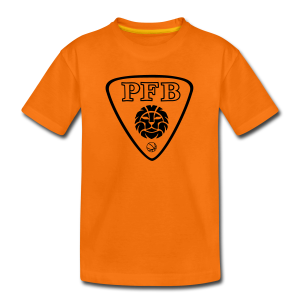 Tee-shirt Premium ENFANT - ORANGE - PFB - T-shirt Premium Enfant