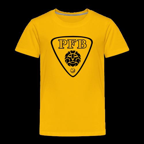 Tee-shirt Premium ENFANT - ORANGE - PFB - T-shirt Premium Enfant