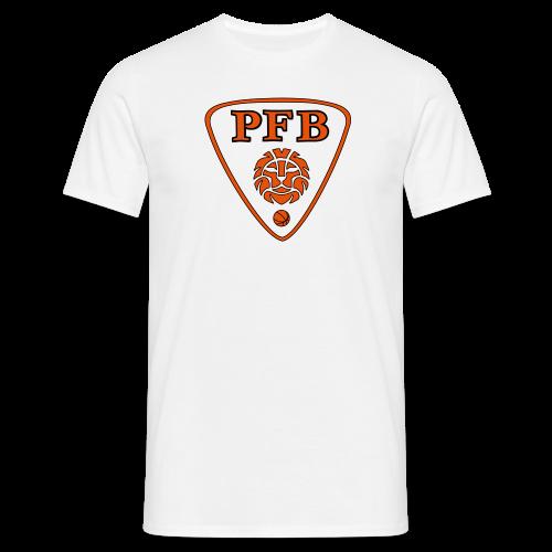 Tee-shirt HOMME - BLANC - PFB - T-shirt Homme