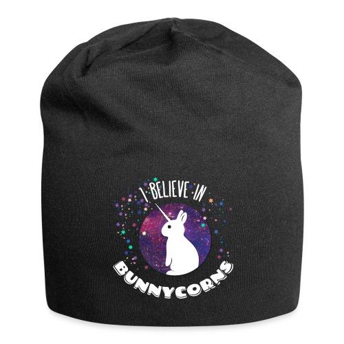 I believe in bunnycorns - Jersey-Beanie