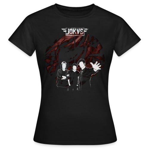 T-Shirt Red Circle [Femme] - T-shirt Femme