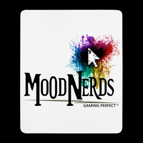 Mood Nerds Mousepad - Mousepad (Hochformat)