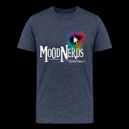 Mood Nerds - Basic Shirt - Männer Premium T-Shirt