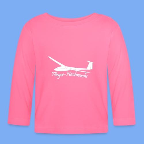 Segelflieger Nachwuchs Baby - Baby Long Sleeve T-Shirt