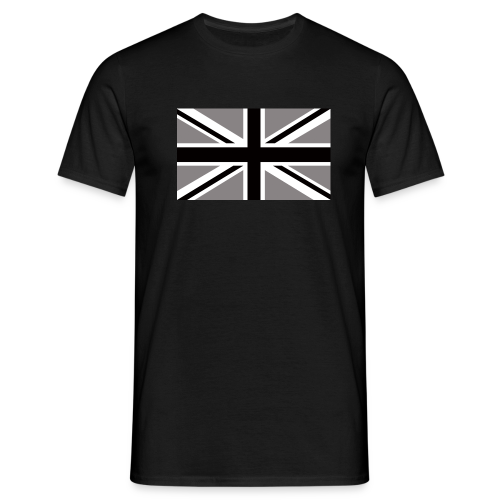 Grey Britain - Men's T-Shirt