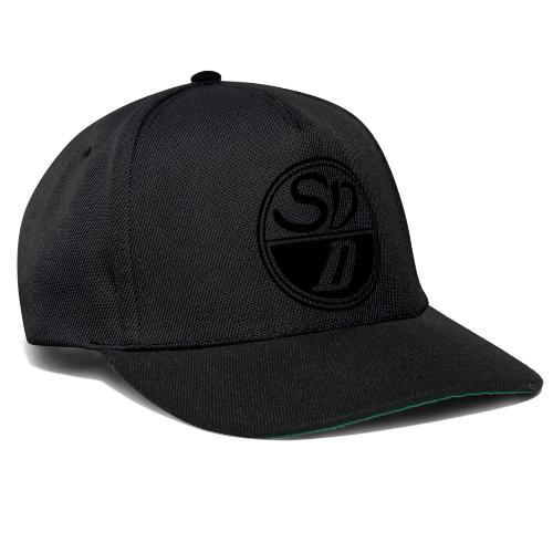 """Snapback Cap Emblem """"Black Edition"""" - Snapback Cap"""