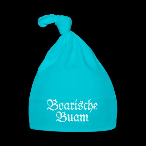 Boarische Buam (Vintage/Weiß) Babymütze - Baby Mütze