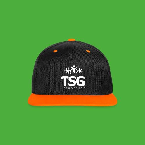 TSG-Snapback - Kontrast Snapback Cap