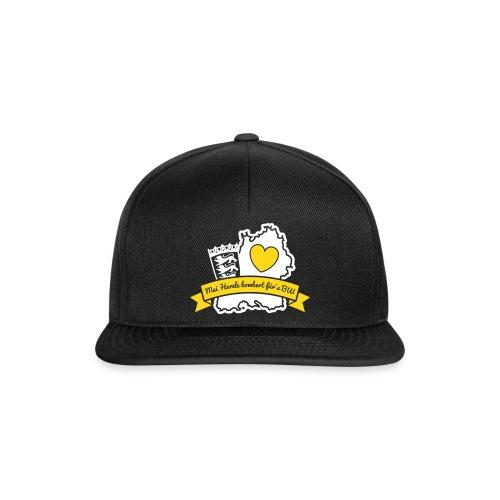 Herzle BW - Snapback Cap