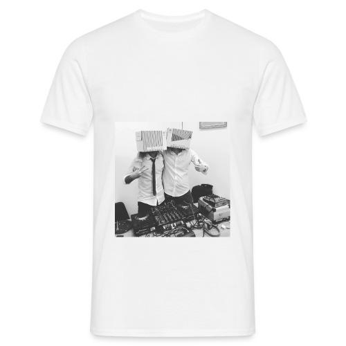 6 : white - Men's T-Shirt