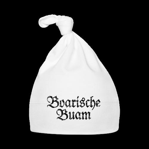 Boarische Buam (Vintage/Schwarz) Babymütze - Baby Mütze