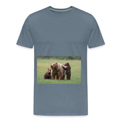 Bear Tee - Men's Premium T-Shirt