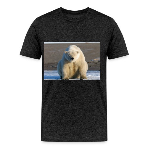 Polar Bear  - Men's Premium T-Shirt