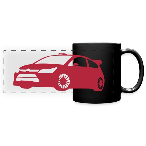 Tazza WRC - Tazza colorata con vista
