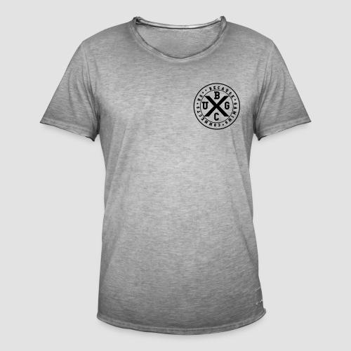 #bgcu Herren Shirt  - Männer Vintage T-Shirt