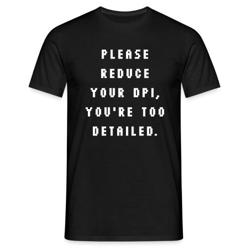 Gamer Nerd T-Shirt - Männer T-Shirt