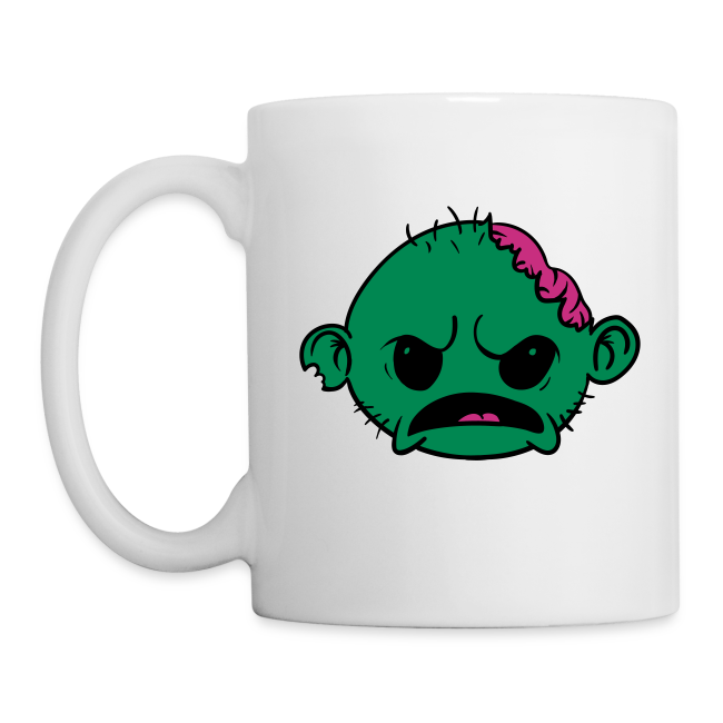 Zombob Green - Kop/Krus