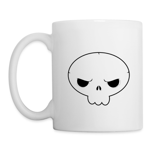 Skullie - Kop/Krus - Kop/krus