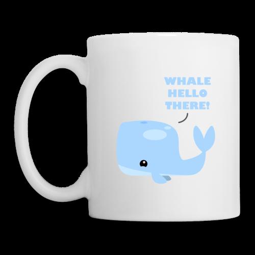 Whale Hello There - Kop/Krus - Kop/krus