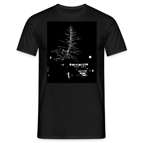 CHEERS FOR CHRISTMAS - Men's T-Shirt