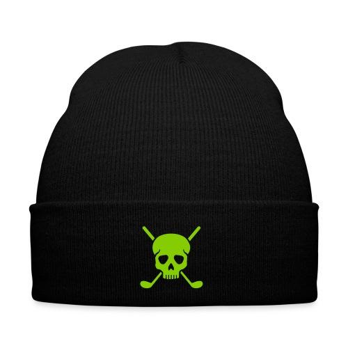 Clubs & Skull - verschiedene Farben - Wintermütze
