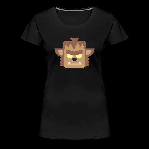 Werewolf - Dame premium T-shirt - Dame premium T-shirt