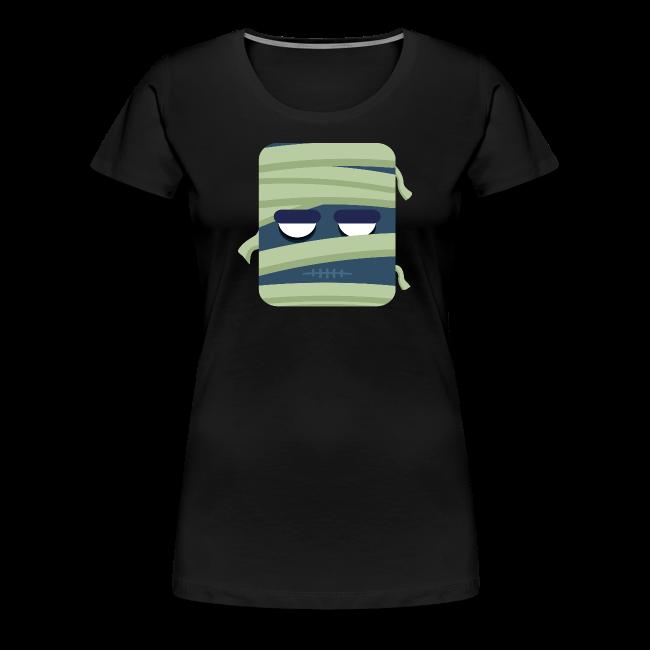 Mummy - Dame premium T-shirt