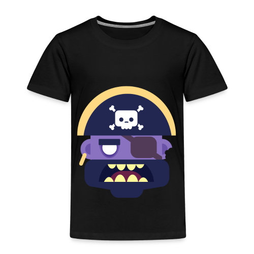 Captain Zed - Børne premium T-shirt - Børne premium T-shirt