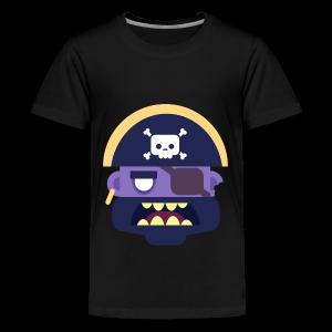 Captain Zed - Teenager premium T-shirt - Teenager premium T-shirt