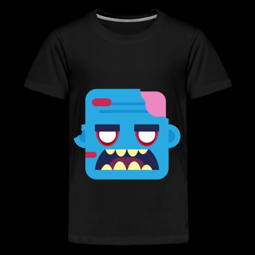 Zombob - Teenager premium T-shirt - Teenager premium T-shirt