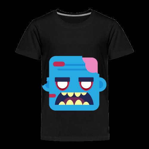 Zombob - Børne premium T-shirt - Børne premium T-shirt